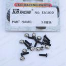 JLB CHEETAH / J3 21101 PARTS Racing 1/10 Brushless RC CAR Parts BALL 5.8 EA1030