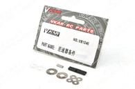 Vkar racing V.4B 1/10 Buggy parts DIFFERENTIAL SET VB1046 RC CAR PARTS