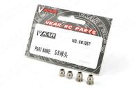 Vkar racing 1/10 V.4B Buggy 5.8 BALL SCREW VB1067 RC CAR PARTS