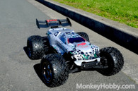 VKARRACING BISON 1:10  RC CAR PARTS  Scale 4WD 120A Brushless Off -Road Truggy RTR