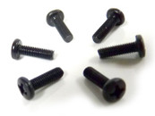 Himoto 1/10 scale RC CAR parts 31054 Button Head Screws 3X12 6P