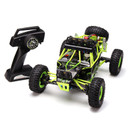 High Quality WLtoys 12428 2.4G 1/12 4WD Crawler RC Car With LED Light RTR