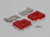 Dragon Hobby M10017009 MOTOR MOUNT for 10017 twin power