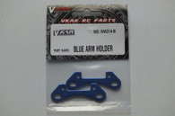 VKAR RACING Short Course Truck X10 V2 MA314 Blue ARM HOLDER 1/10 RC monster truck CAR PARTS