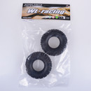 WLtoys 12428 12423 1/12 RC Car Spare Parts Left Tire 0057 one pair