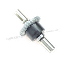 Wltoys 12428 12423 1/12 RC Car Spare Parts 0091 Front Diff Gear Differential Gear Complete