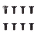 Wltoys 12428 12423 1/12 RC Car Spare Parts 0114 Crossed head screws 2.5*8 KM
