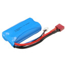 Wltoys 12428 12423 1/12 RC Car Spare Parts 0123 7.4V 1500MAH Lipo Battery