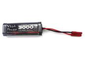 Himoto Ni-MH Battery Pack (7.2V, 3000mAH) W/ Banana Plug 03019B