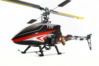 KDS 450SV 2.4GHz 6CH RC RTF Helicopter (Metal Body Frame), No battery