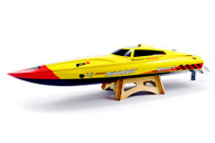 Volantexrc Vector PRO Angry Shark 798-2 800mm 2.4G 2CH Brushless RC Boat ARTR Toys With Metal Propeller