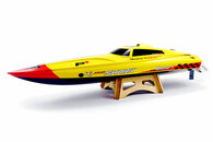 Volantexrc Vector PRO Angry Shark 798-2 800mm 2.4G 2CH Brushless RC Boat PNP Toys With Metal Propeller