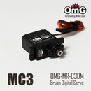 OMG OMG-MR-C3DM MC3 14g Micro Metal Gear Brushed Digital Servo