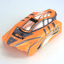 DHK RC CAR PARTS 8381-021 O Optimus XL Printed body ORANGE (PVC body)