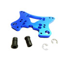 HSP 1/5  Gas Monster Truck RC Car Parts HSP 50026 F/R Shock Tower+Suspension Arm Bush+E-Clip