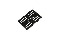 KDS Agile RC Helicopter Parts A7-70-035 CF ESC plate for Agile  A7 A-7 A700 Helicopter