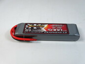 Giant Power DINOGY Graphene 2.0 70C 11.1V 5000mah 70C-140C Li-Po Battery with no plug for Truggy, RC MODEL CAR