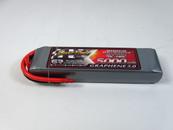 Giant Power DINOGY Graphene 2.0 70C 11.1V 5000mah 70C-140C Li-Po Battery with no plug for Truggy, RC MODEL CAR