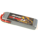 Giant Power DINOGY Graphene 2.0 70C 14.8V / 4S 5000mah 70C-140C Li-Po Battery with no plug for RC FPV  Racing