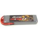Giant Power DINOGY Graphene 2.0 70C 14.8V / 4S 4000mah 70C-140C Li-Po Battery with no plug for RC FPV  Racing,  Airplane