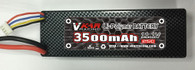 Vkar Racing Water-proof  Li-Po Battery 11.1V 3500mah 25C MA392 T Plug