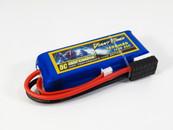 Giant Power 11.1V 1400mAh 35C Lipo battery with TRX Plug for Traxxas Car