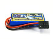 Giant Power 7.4V 2200mAh 35C Lipo battery with TRX Plug for Traxxas Car