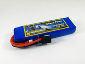 Giant Power 11.1V 5000mAh 35C Lipo battery with TRX Plug for Traxxas Car