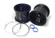 HSP 1/5 RC Car Parts 50015 Wheel Rims Complete 2PCS