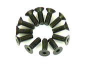 HSP HIMOTO 1/5 RC Car Parts 50084 Countersunk Mechnical Screw (4*12) 12PCS