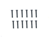 HSP HIMOTO 1/5 RC Car Parts 50101 Cap head mechnical Screw (3*12) 12PCS