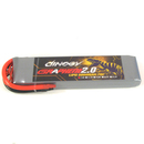Giant Power DINOGY Graphene 2.0 70C Li-Po Battery 5000mah 7.4V, no Plug