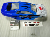 Vkar Racing 1/10 Bison V3 new blue Body Shell ET1025-B