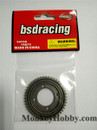 BSD Racing / REDCAT RC CAR PARTS Upgrade Steel Spur gear 46T MPO-018 1/8 Nitro Car parts