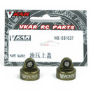 Vkar Racing 1/10 SCTX10 PRO ES1037 ALUMINUM SHOCK TOP CAP RC Short Course Truck Spare Parts