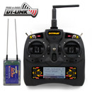 Dynam Detrum 2.4GHz GAVIN-6C 6-Channel digital transmitter set (TX+RXC7)