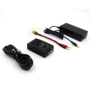 Dynam DTM-C001 Supermate 4 balance charger for 2-4 cells lipo battery with US / EU / UK / AU AC/DC adaptor