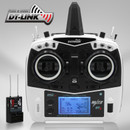 Dynam Detrum Blitz-DT9 9CH Smart Transmitter set, Telemetry/ Programming ( TX+RXC9M)