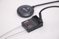 Dynam Detrum SR86A-G Autopilot Receiver DTM-R007 for 8C ,DT9 (GPS, Back Home, Return Data)