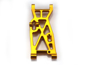 Himoto 1/8 RC UPGRADE CAR Parts M822 Alum Front Lower Susp Arm 2P for XT/MT