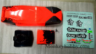 BSD 1/10 BS218-009 Body shell for BSD BS218 Dune Racer