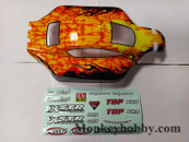 HSP 1/10 RC Buggy body shell 10737 for 94107
