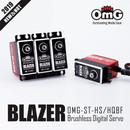 OMG BLAZER Full Metal Brushless Digital Standard Servo OMG-ST-HSBF 1 PC