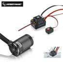 Original Hobbywing EZRUN MAX10 SCT 120A Brushless ESC + 3660 G2 Combo 3200KV  4000KV /4600KV Sensorless Motor Set for 1/10 RC Car