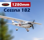 Dynam C-182 Cessna 182 Sky Trainer 1280mm Wingspan RC Plane PNP DY8938