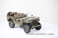 RocHobby 1/6 1941 Military MB Scaler RTR RC CAR Kit