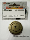JLB Racing 1/8 41101 Climbing Car Parts ED1038 Spur Gear 45T 1pc