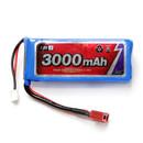 7.4V 3000mah 30C Lipo Battery