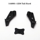 WLtoys 144001 1/14 RC Buggy car spare parts 1258 Tail wing Mount Unit