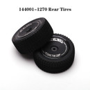 WLtoys 144001 1/14 RC Buggy car spare parts 1270 Rear Complete Tires